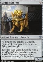 Dragons of Tarkir Foil: Dragonloft Idol
