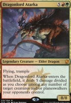 Dragons of Tarkir Foil: Dragonlord Atarka