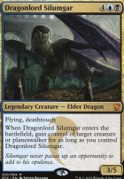 Dragons of Tarkir Foil: Dragonlord Silumgar