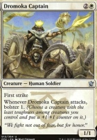 Dragons of Tarkir: Dromoka Captain