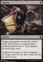 Dragons of Tarkir Foil: Duress