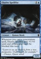 Dragons of Tarkir Foil: Elusive Spellfist