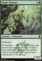 Dragons of Tarkir Foil: Glade Watcher