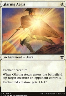 Dragons of Tarkir: Glaring Aegis