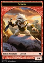 Dragons of Tarkir: Goblin Token