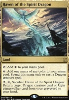 Dragons of Tarkir: Haven of the Spirit Dragon