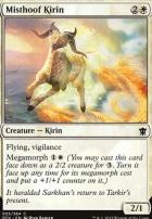 Dragons of Tarkir Foil: Misthoof Kirin