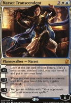 Dragons of Tarkir: Narset Transcendent