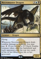 Dragons of Tarkir Foil: Necromaster Dragon