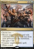 Dragons of Tarkir: Ojutai's Command