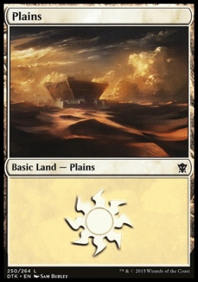 Dragons of Tarkir: Plains (250 A)