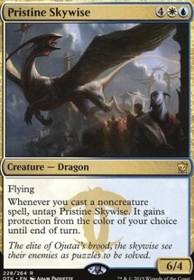 Dragons of Tarkir Foil: Pristine Skywise