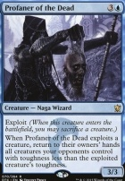 Dragons of Tarkir: Profaner of the Dead