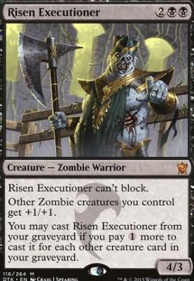 Dragons of Tarkir: Risen Executioner