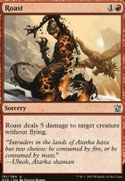 Dragons of Tarkir: Roast