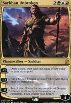 Dragons of Tarkir: Sarkhan Unbroken