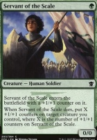 Dragons of Tarkir Foil: Servant of the Scale