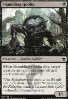 Dragons of Tarkir Foil: Shambling Goblin