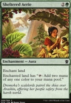 Dragons of Tarkir Foil: Sheltered Aerie
