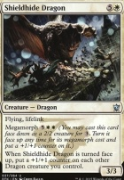 Dragons of Tarkir Foil: Shieldhide Dragon
