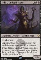 Dragons of Tarkir: Sidisi, Undead Vizier