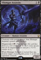 Dragons of Tarkir Foil: Silumgar Assassin
