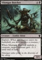 Dragons of Tarkir Foil: Silumgar Butcher