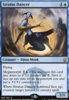 Dragons of Tarkir Foil: Stratus Dancer