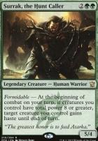 Dragons of Tarkir Foil: Surrak, the Hunt Caller