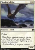 Dragons of Tarkir: Territorial Roc