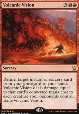 Dragons of Tarkir: Volcanic Vision