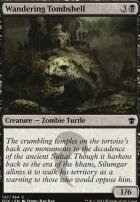 Dragons of Tarkir Foil: Wandering Tombshell
