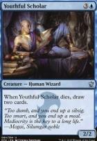 Dragons of Tarkir Foil: Youthful Scholar