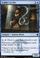 Dragons of Tarkir: Zephyr Scribe