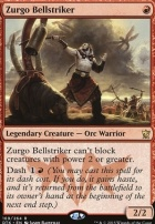 Dragons of Tarkir: Zurgo Bellstriker