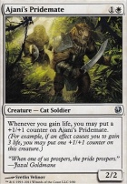 Duel Decks: Ajani Vs. Nicol Bolas: Ajani's Pridemate