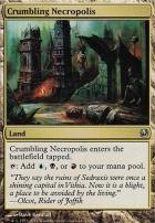Duel Decks: Ajani Vs. Nicol Bolas: Crumbling Necropolis