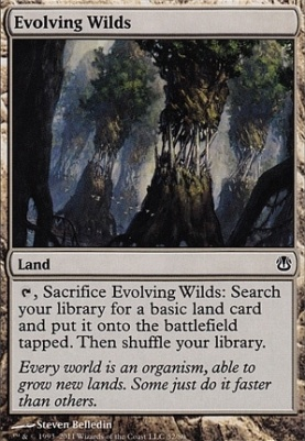 Duel Decks: Ajani Vs. Nicol Bolas: Evolving Wilds