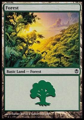 Duel Decks: Ajani Vs. Nicol Bolas: Forest (39 B)