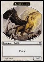 Duel Decks: Ajani Vs. Nicol Bolas: Griffin Token
