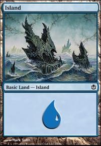 Duel Decks: Ajani Vs. Nicol Bolas: Island (79 A)