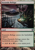 Duel Decks: Ajani Vs. Nicol Bolas: Kazandu Refuge