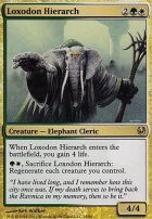 Duel Decks: Ajani Vs. Nicol Bolas: Loxodon Hierarch