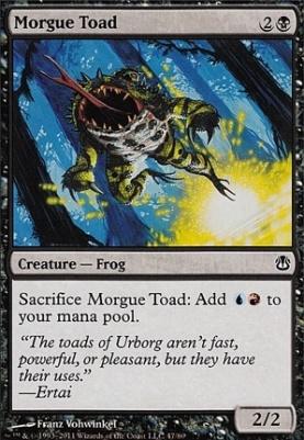 Duel Decks: Ajani Vs. Nicol Bolas: Morgue Toad
