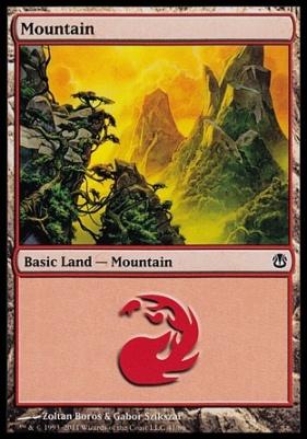 Duel Decks: Ajani Vs. Nicol Bolas: Mountain (41 A)