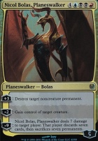 Duel Decks: Ajani Vs. Nicol Bolas: Nicol Bolas, Planeswalker (Foil)