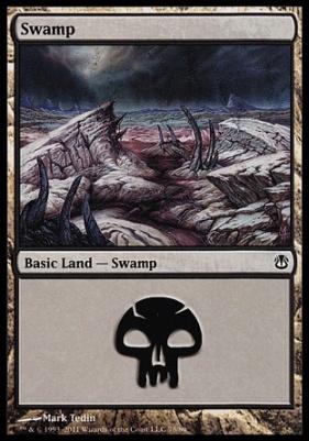 Duel Decks: Ajani Vs. Nicol Bolas: Swamp (78 B)