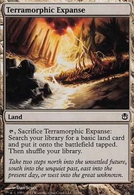 Duel Decks: Ajani Vs. Nicol Bolas: Terramorphic Expanse