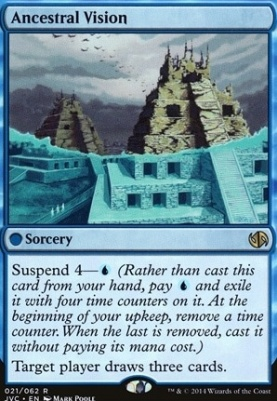 Duel Decks: Anthology: Ancestral Vision (Jace vs Chandra)