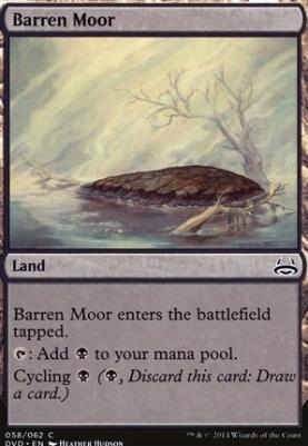 Duel Decks: Anthology: Barren Moor (Divine vs Demonic)
